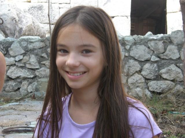 That Mona Lisa smile