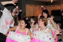 Halloween Cupcake Costumes