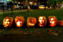 big bang theory pumpkins