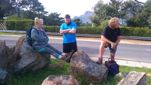 Dane', Brian and John