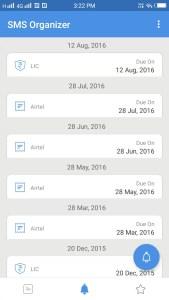 SMS Organizer by Microsoft