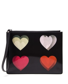 http://www.brownsfashion.com/product/LB3635850002/036/four-hearts-holographic-clutch-bag