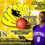 MHN 2013 Top 25 NE H.S. Basketball Prospects