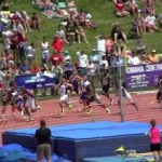 Papillion Boys 400 Relay Nebraska State Record Video