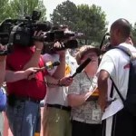 Historic State Meet Sprints Video: Kenzo Cotton 10.41 100m & Freshman Chloe Akin-Otiko 200m Records