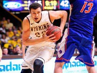 23444d3078f0 Harlem Globetrotters Select Wyoming s Larry Nance Jr. in 2015 Draft – Hits  106
