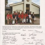 Conerstone Christian Academy