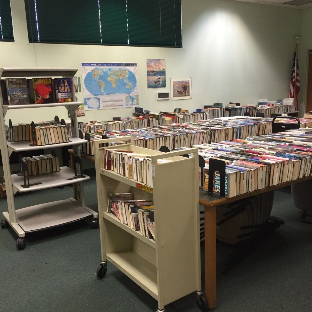 Lake Placid Book Sale