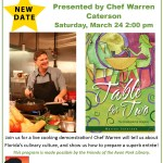 chef warren florida cuisine