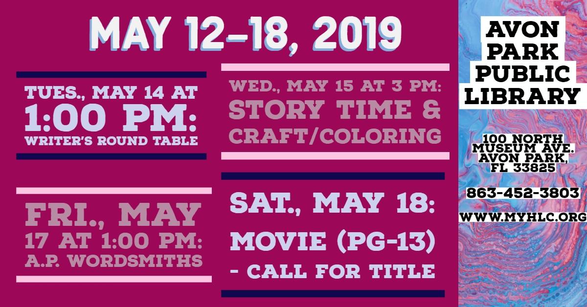 May 12-18
