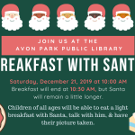 APL Breakfast with Santa 12_21_2019