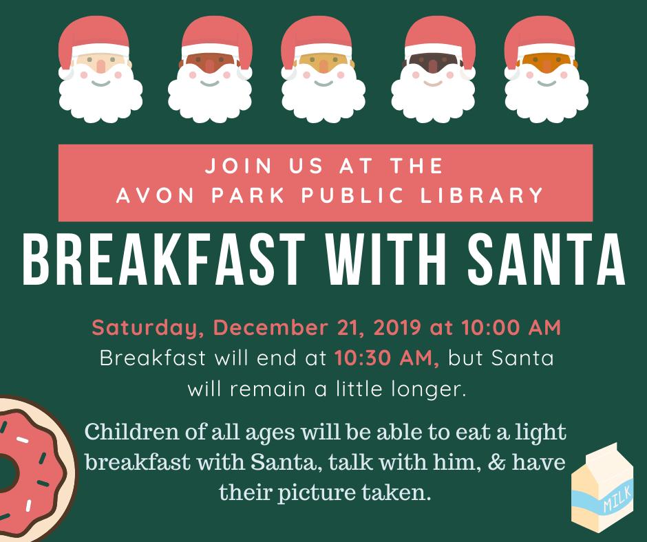 APL Breakfast with Santa 12_21_2019