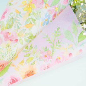 vellum flores - circulo de amor - nina y perrito - Johanna Rivero _ My hobby My Art