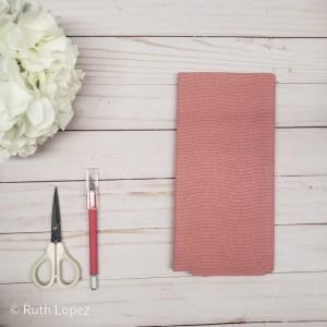 my hobby my art - scraper - ecopiel tejida rosa