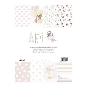 ARI small paper bloc 6x8'' - alua cid - my hobby my art