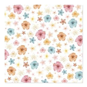 Aloha - Mintopia Studio - Basic Crea - My Hobby My Art - coleccion Aloha - vellum flores
