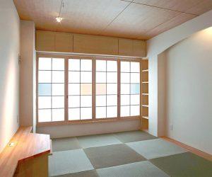 琉球畳 和室 障子