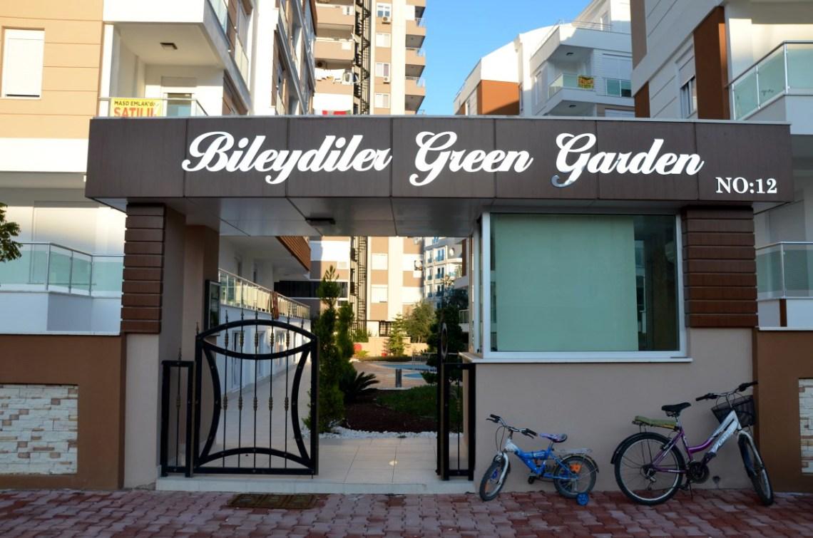 Жилой комплекс Green Garden Коньяалты Анталия Турция