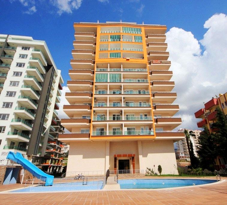 Hak Residence Alanya, недвижимость в Турции, квартира в Аланье студио