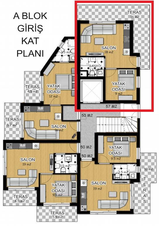 Via Life Residence (ground floor)1