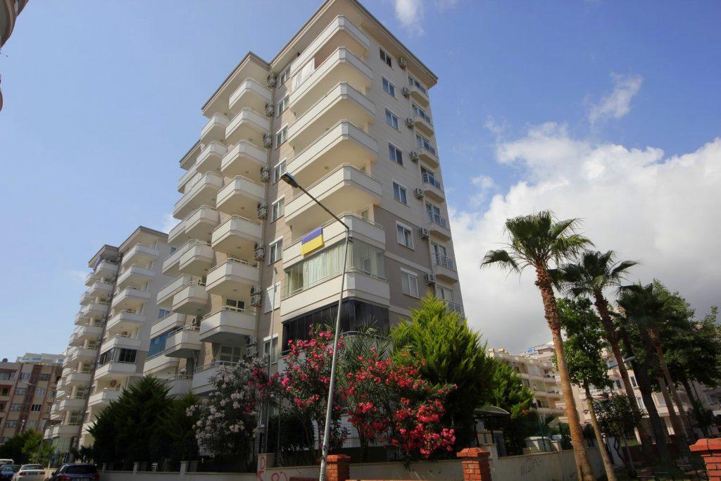 продажа квартиры Floria Park Alanya