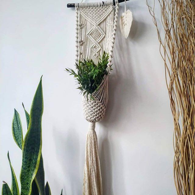 fleu monjolimacramé décoration macramé
