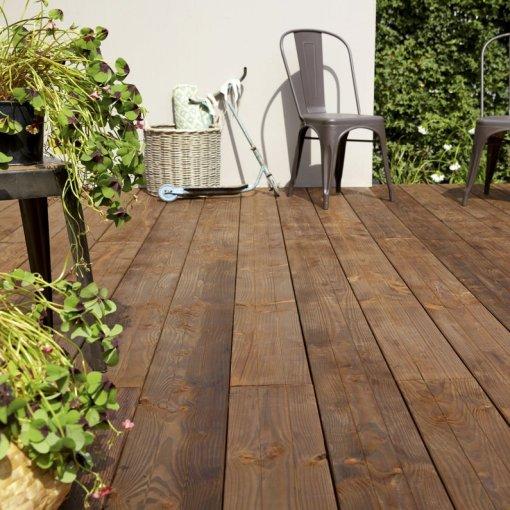 terrasse bois clipsable