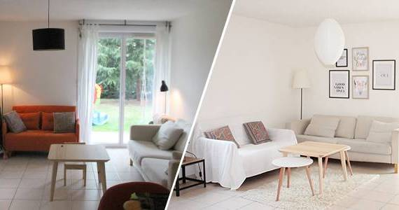 home staging avant après