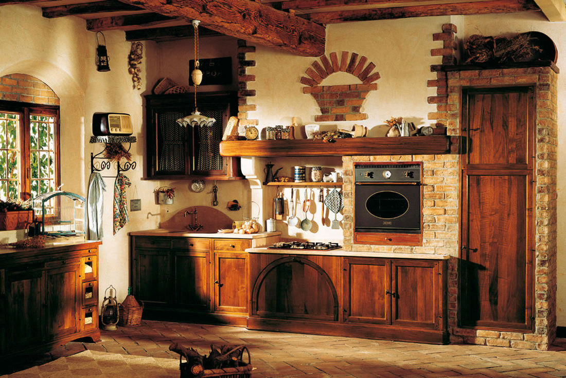 Rustic traditional kitchen - My Home Deco Mag on Rustic Traditional Decor  id=85529