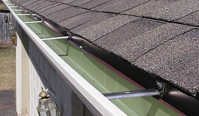 Seamless Gutters Benefits My Home Design No 1 Source