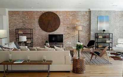 brick aesthetic for home