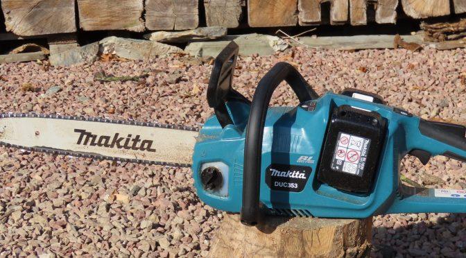 Cordless Makita Chainsaw Review