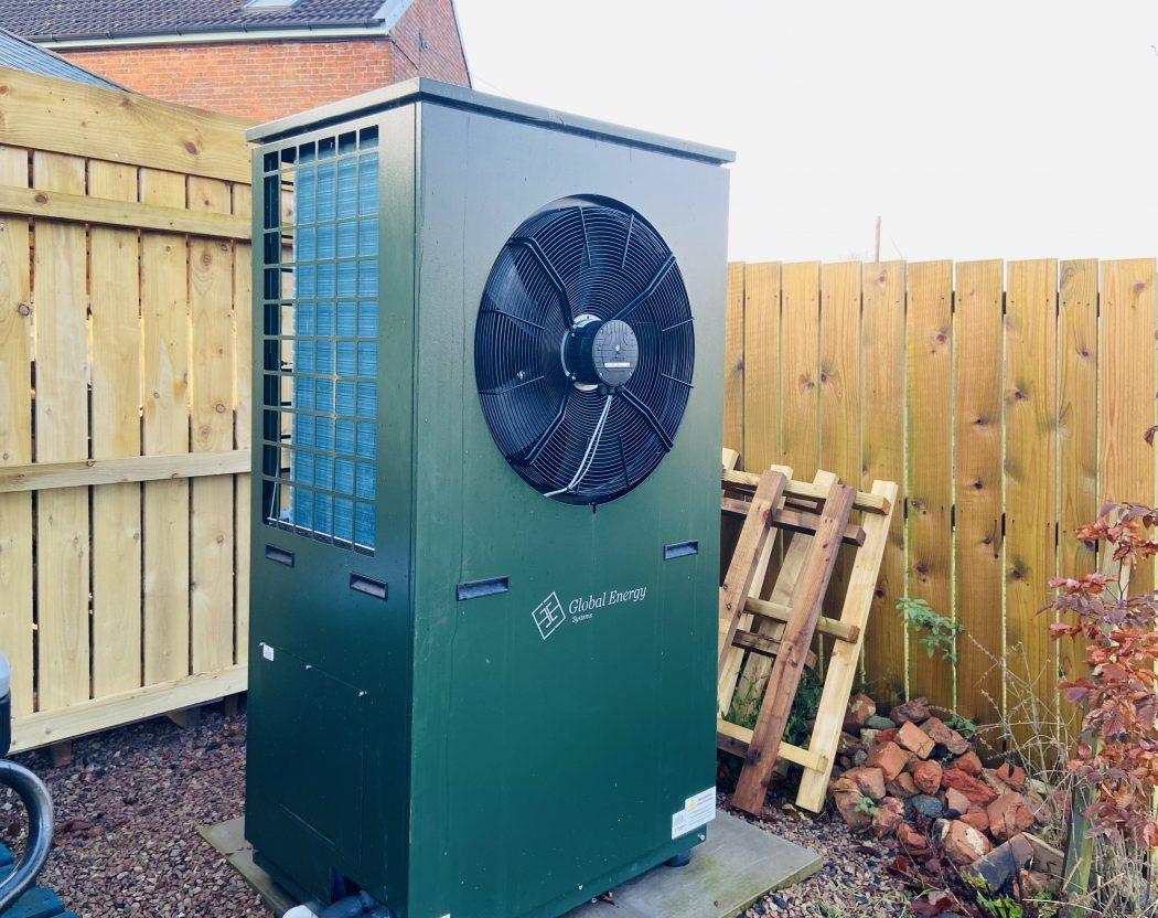 renewable energy heat source