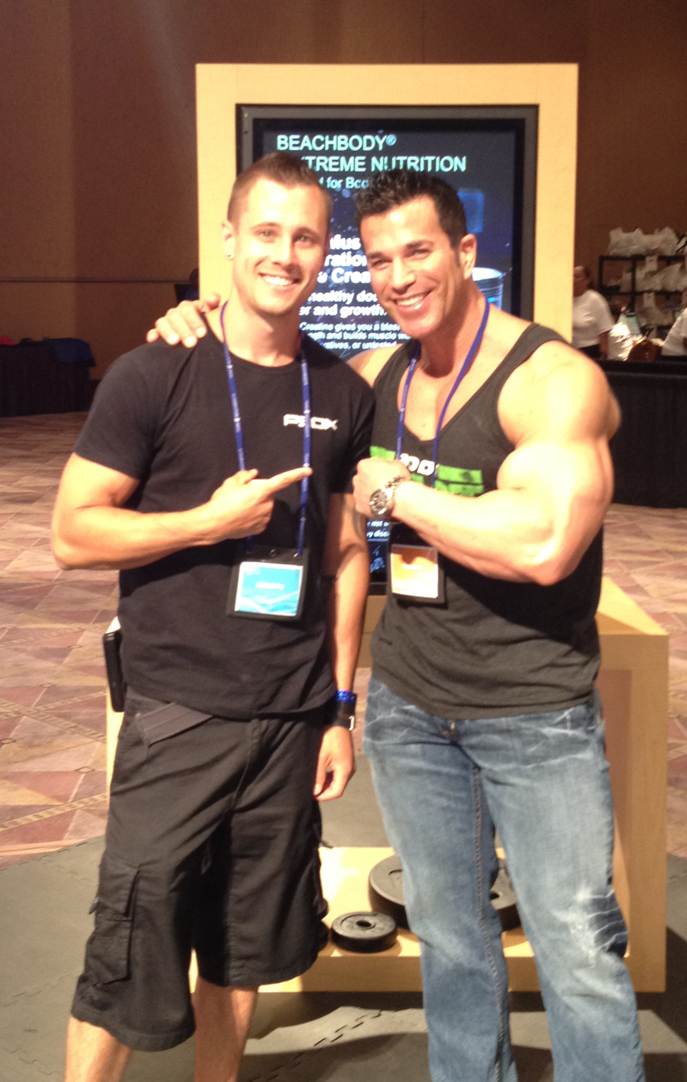 Build Muscle Fast With Beachbody S Body Beast
