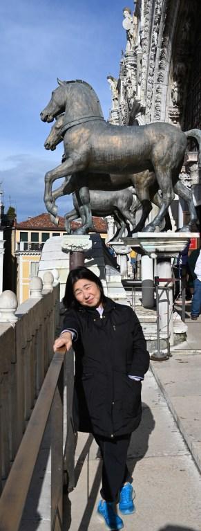 Jinhee - Horses of St Marks