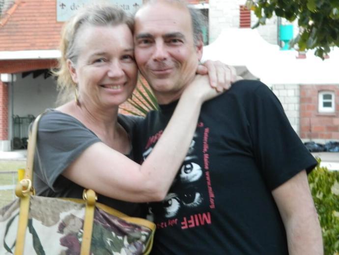Ken & Karen from USA