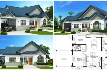 Single Story House Plan - MyhomeMyzone