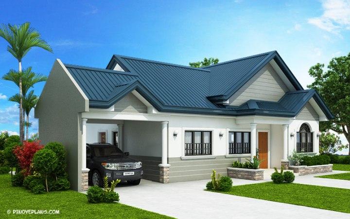 Single Story House Plan - MyhomeMyzone.com
