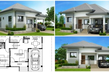 Single Story House Plan5 - Myhomemyzone