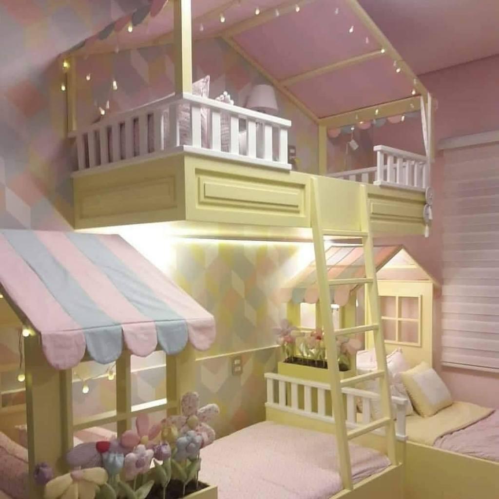 Child bedroom design plan