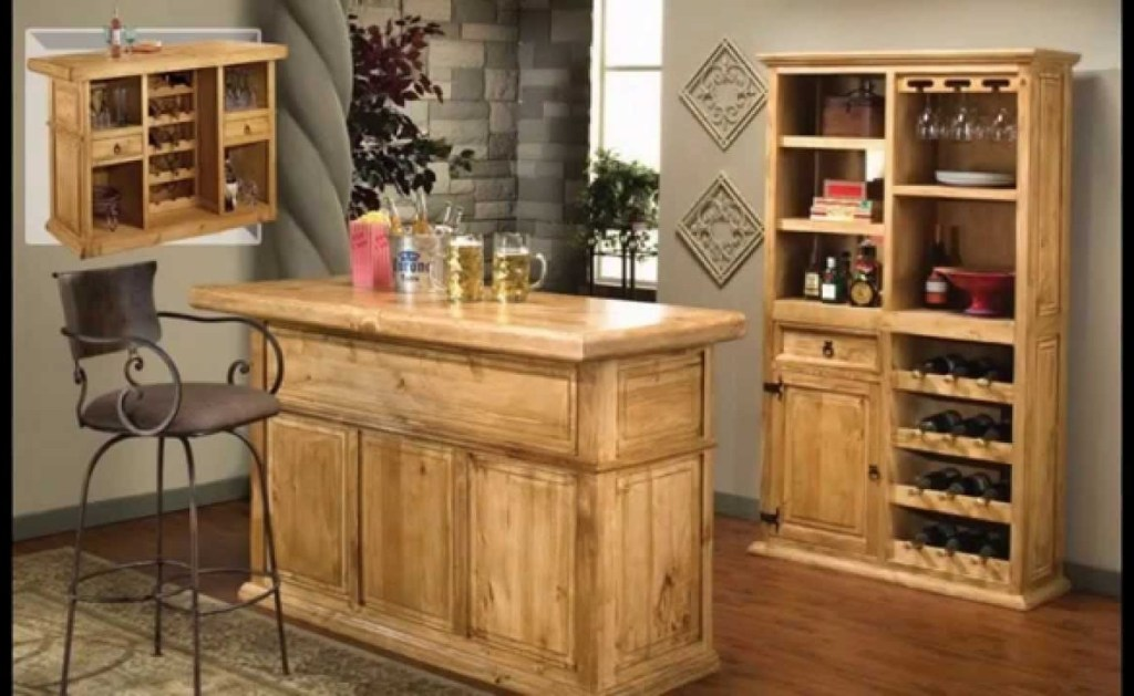 small bar design for home