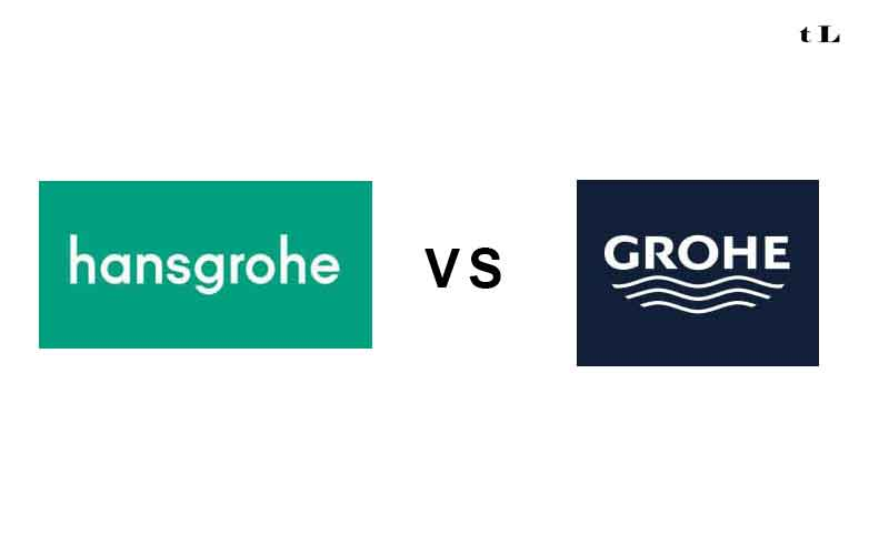 hansgrohe vs grohe faucets of which