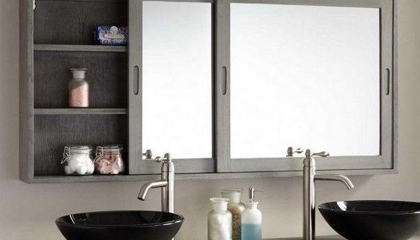 +39 DIY First Apartment Organization Ideas Storage Mirror