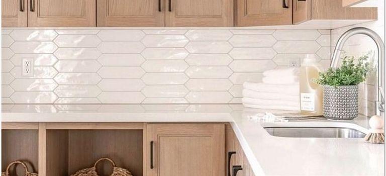65 Natural Wood Kitchen Design