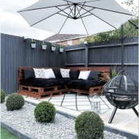 72 Outdoor Seating Area - What Type of Garden Patio Should You Use?