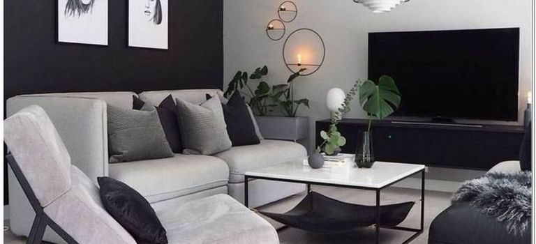 76 Classy Home Decor Style For Your Living Room