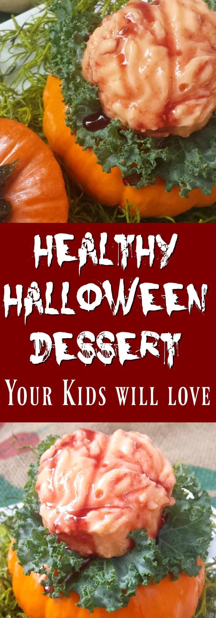 Healthy Halloween Dessert Your Kids Will Love