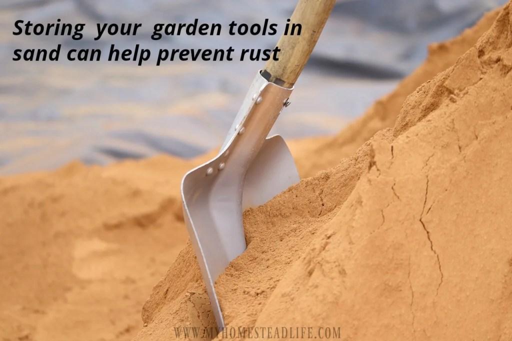 storing-garden-tools-fall-garden