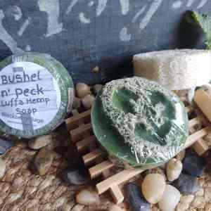 hemp-oil-luffa-soap