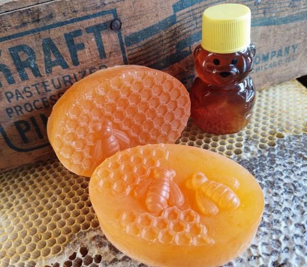 honey,glycerin-soap